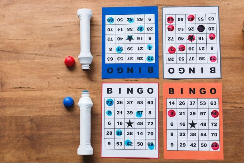 Variations of the Old Fashioned Bingo Game