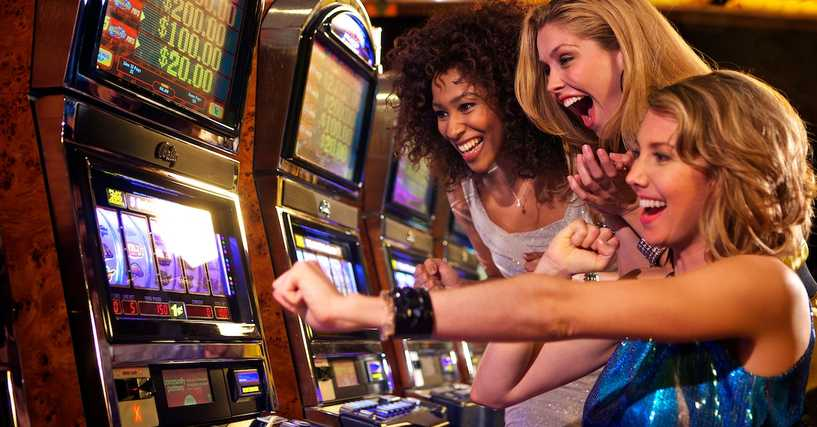 Monte Carlo and Gold Coast – 2 Great Las Vegas Slot Machine Locations