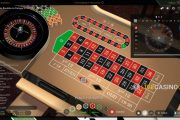 How Does Zero Turn Outs Affect the Partage Line in Roulette?