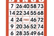 Places Where People Can Get 90-Ball Bingo Cards